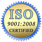 Gold ISO 9001-2008